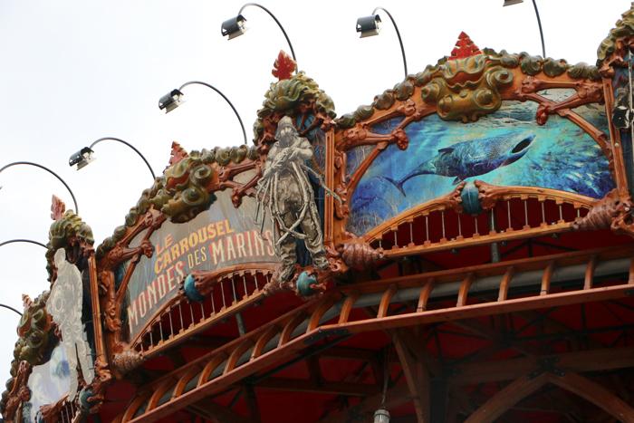 Carrousel Machines de L'île