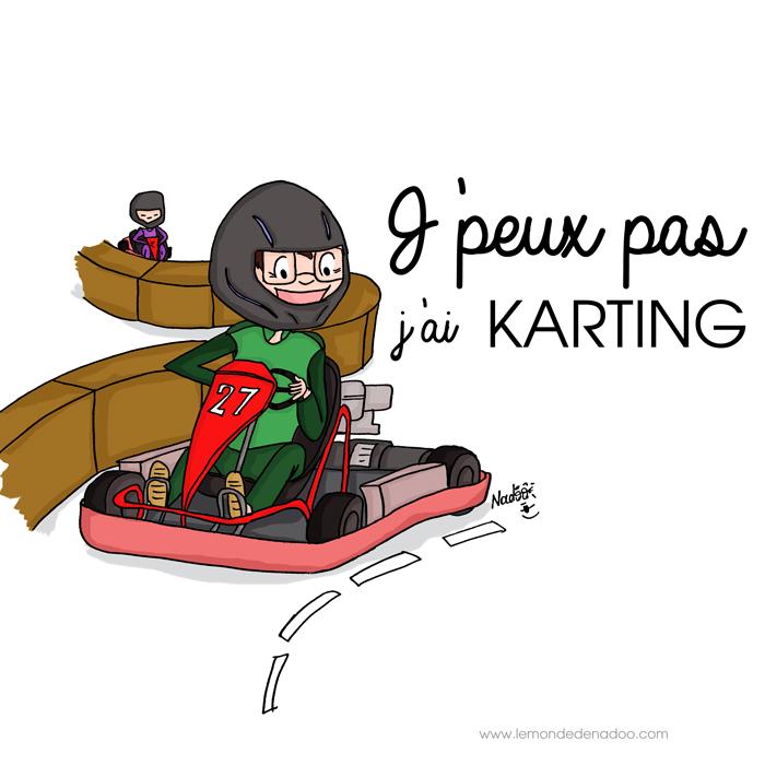 Karting Le Monde De Nadoo