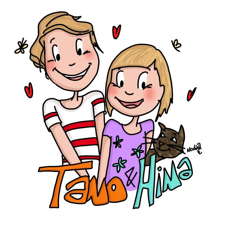 Tano & Hina