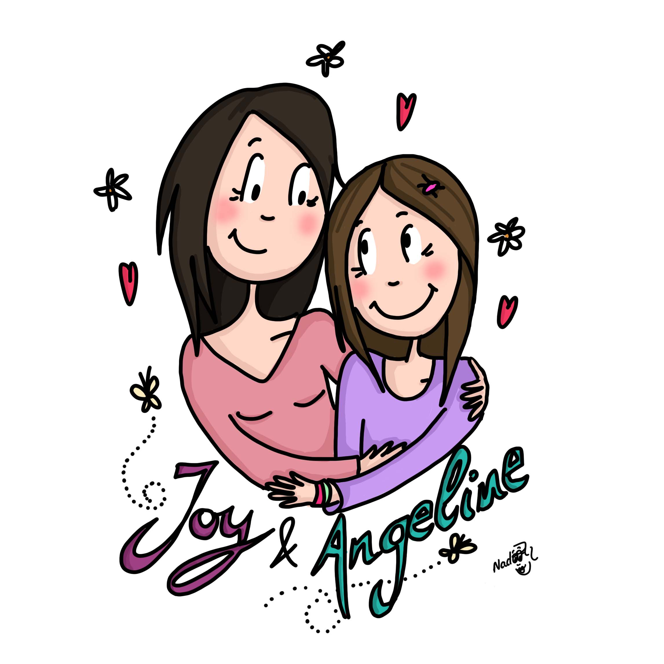 Joy & Angeline